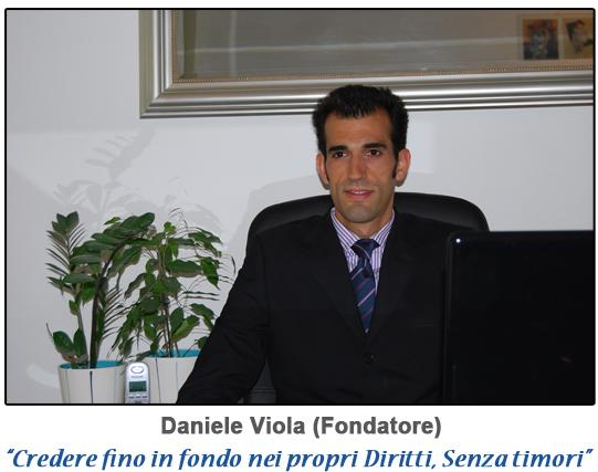 Daniele Viola Risarcimento Salute Tutela del malato